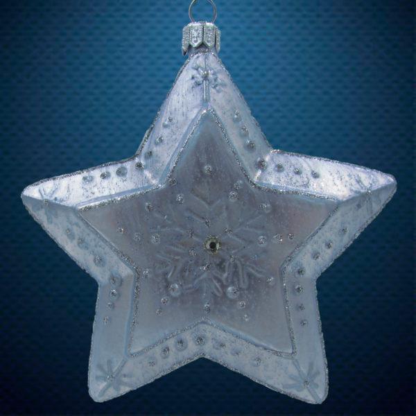 Елочная игрушка Звезда Irena Co