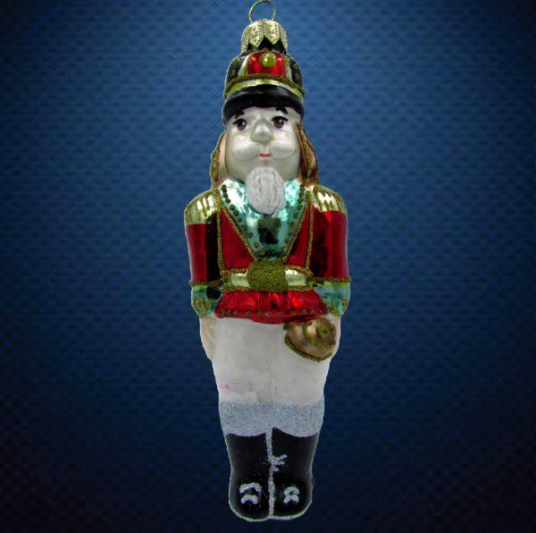Елочная игрушка Оловянный солдатик, Irena Co