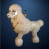 Елочная игрушка Пудель, Irena Co